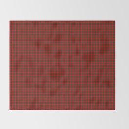 Robertson Tartan Throw Blanket