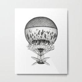 Jellyfish Joyride Metal Print