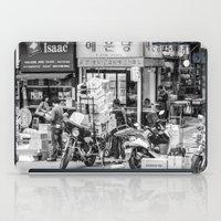seoul iPad Cases featuring Everyday Seoul by Jennifer Stinson