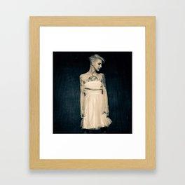 Muninn Framed Art Print