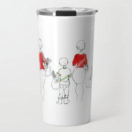 Mother and son Travel Mug