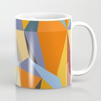 metropolis Mugs featuring Metropolis by Norman Duenas