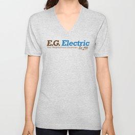 EGElectric Unisex V-Neck