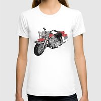 motorbike T-shirts featuring MotorBike by tuncay cavdar