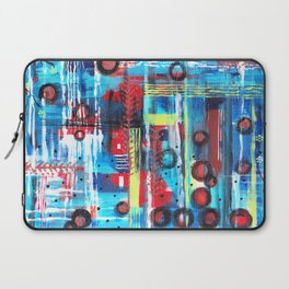 Evolve Abstract Laptop Sleeve