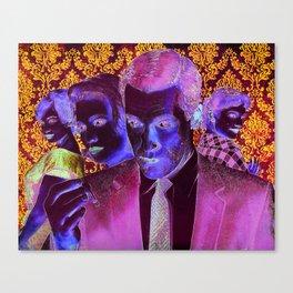 Mad Men Canvas Print