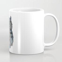 watercolor owl Coffee Mug