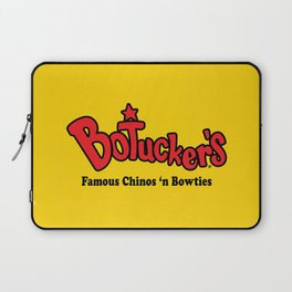 BoTucker's Laptop Sleeve