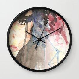Maldita Locura la mia Wall Clock