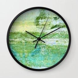 Nautical Abstract Wall Clock