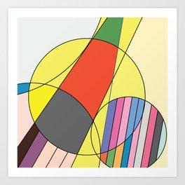 4.5 Art Print
