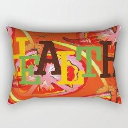 Health Rectangular Pillow