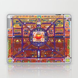 Kaban Red Earth Laptop & iPad Skin