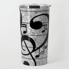 Love Music Travel Mug