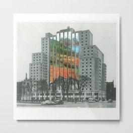 BuildingParadise Metal Print