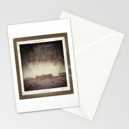 Little Things That Break Stationery Cards