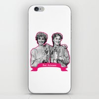 jessica lange iPhone & iPod Skins featuring Jessica Lange and Meryl Streep by BeeJL