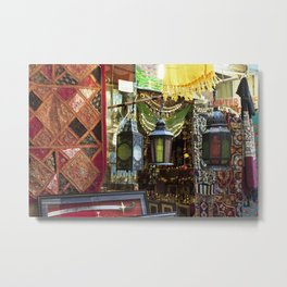 Arabian Lanterns 2! Metal Print