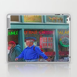 Gyros of Seattle Laptop & iPad Skin