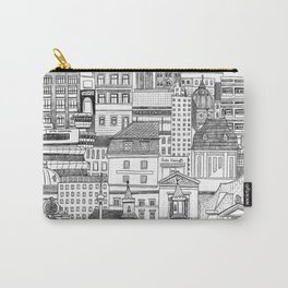 Berlin - cityscape print - architecture Carry-All Pouch