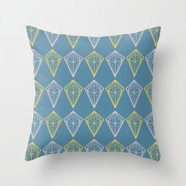 Niagara Geometric Diamonds Throw Pillow