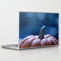 pumpkin Laptop & iPad Skins featuring Pumpkin by Shy Photog