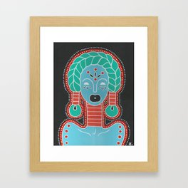 Motherland Framed Art Print
