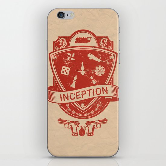 Totem Emblem iPhone & iPod Skin