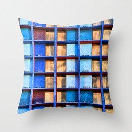 Block Living Throw Pillow