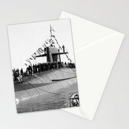 USS WOODROW WILSON (SSBN-624) Stationery Cards