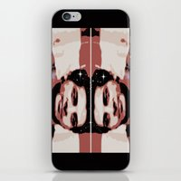 spaceman iPhone & iPod Skins featuring Spaceman by ACUN