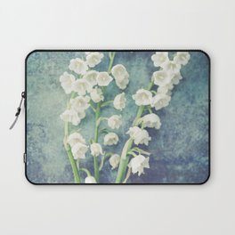 Lily Of The Valley II Laptop Sleeve