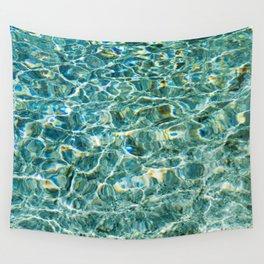 Silver Glen Springs, No. 3 Wall Tapestry