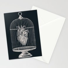 Free My Heart Stationery Cards