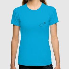 Skellie Fish #1 T-shirt