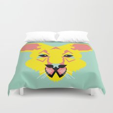 Skippy the Bush Kangaroo Duvet Cover