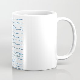 Guitar Fish Coffee Mug