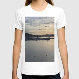 The Harbor in Oak Harbor, Washington T-shirt