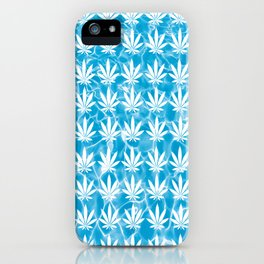 Poolside in White iPhone Case