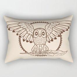 Mystical Owl Rectangular Pillow