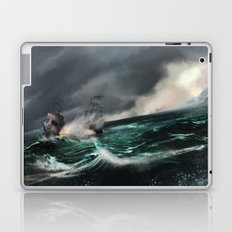 Pirate of the caribbean Laptop & iPad Skin