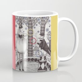Winter Circus Coffee Mug