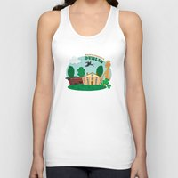 dublin Tank Tops featuring Happy Prince's Dublin by John's Michelle