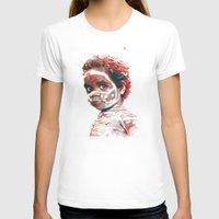 australia T-shirts featuring Australia by Cristian Blanxer
