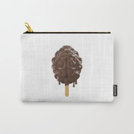 Because, Chocolate Carry-All Pouch