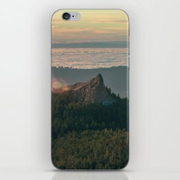 Sturgeon Rock iPhone Skin