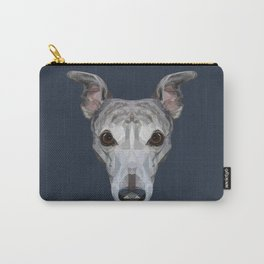Whippet // Navy Carry-All Pouch