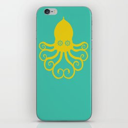 The Kraken Encounter iPhone Skin