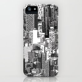 Lost in Metropolis iPhone Case
