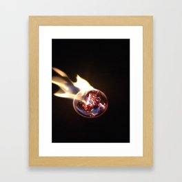 #4 Framed Art Print